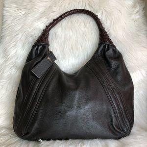 💯% Authentic Fendi Spy Hobo Bag